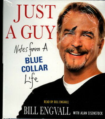 Audio book - Just A Guy by Bill Engvall    -    CD
