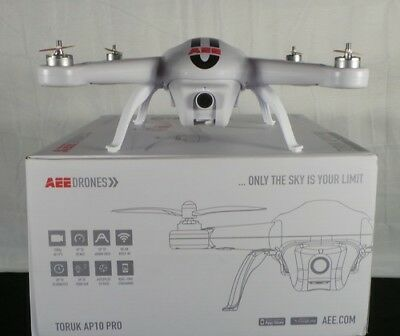 Aee Ap10 Pro GPS Drone Quadcopter Full Hd 1080p 16MP Camera - White