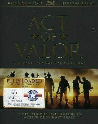 Act of Valor [Blu-ray] Blu-ray
