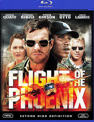 Flight of the Phoenix [Blu-ray] Blu-ray