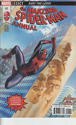 Marvel Comics Amazing Spider-Man Annual #42, Near Mint, Never Read!