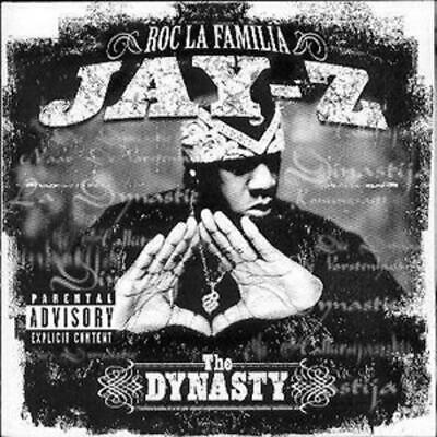 Jay z blueprint vol 2 the gift and the curse cd 2002 467 jay z the dynasty roc la familia cd 2002 malvernweather Choice Image