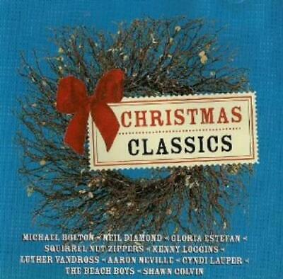 Various : Christmas Classics CD