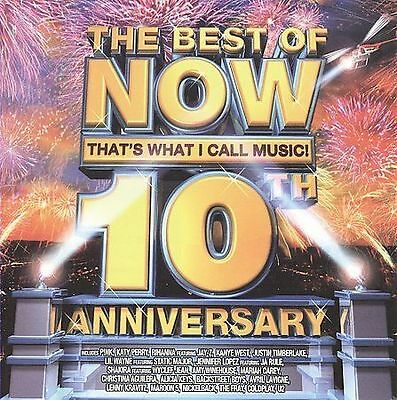 Various : The Best Of NOW Thats What I Call Music - 10th Anniversary Edition CD