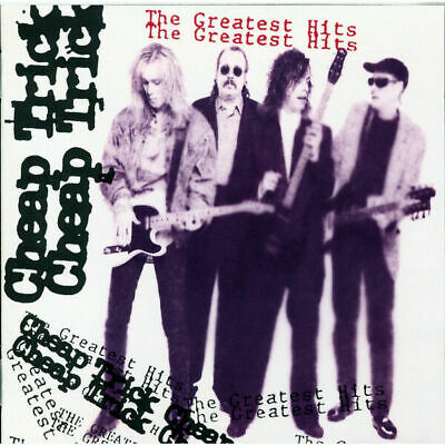 Cheap Trick - The Greatest Hits CD