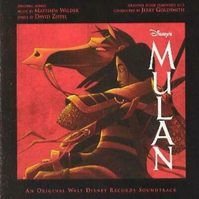 Original Soundtrack : Mulan: An Original Walt Disney Records Soundtrack CD