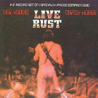 Neil Young : Live Rust CD (1993)