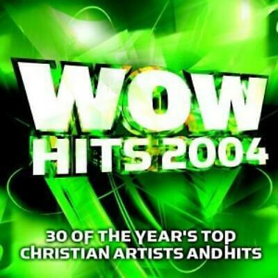 Various Artists : Wow Hits 2004 CD