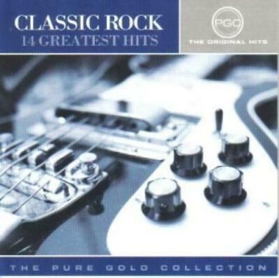 Various Artists : Classic Rock 14 Greatest Hits (2003) CD