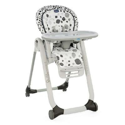 Chicco Polly Progress 5-in-1 Highchair (Anthracite) ON SALE! WAS £150