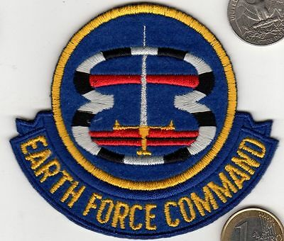 Babylon Five 5 Sigma Squadron Patch EARTH FORCE COMMAND Star TV Series