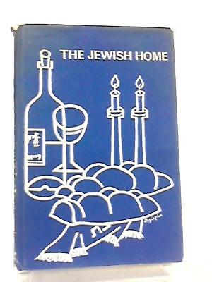 The Jewish Home Jewish Marriage Educ 1965 Book 29319