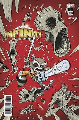 (2018) Infinity Countdown #1 Duarte 1:25 Variant Cover