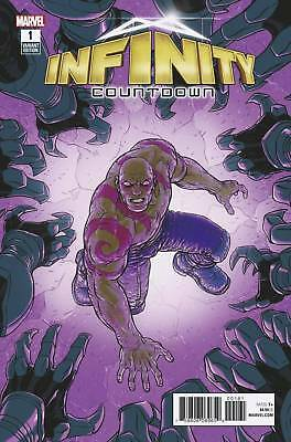 (2018) Infinity Countdown #1 Derrington 1:25 Variant Cover