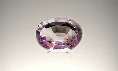 19thC Antique 2ct Scotland Amethyst Ancient Greece Hoplite Spartan Dionysus Gem