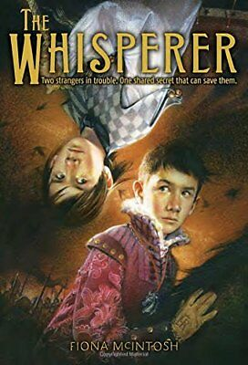 The Whisperer by McIntosh, Fiona Book The Fast Free Shipping