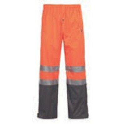 Ropa laboral .Pantalón impermeable.NARANJA.Talla-4XL NORTHWAYS 9251 Griffis