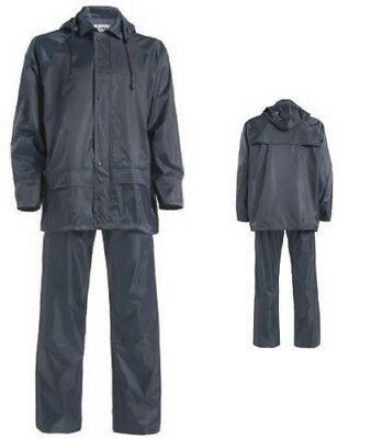 Ropa laboral .Conjunto impermeable.NARINO.Talla-3XL NORTHWAYS 2601 Rainy