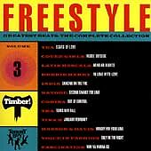 Various Artists : Freestyle Greatest Beats: The Complete Collection, Vol. 3 CD