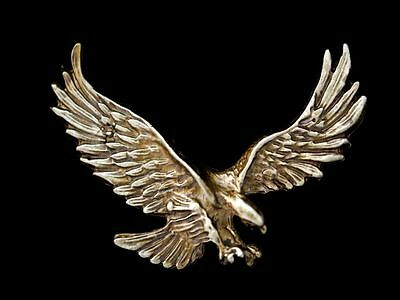 Biker Pin Rocker Adler Kutte Weste Chopper Eagle Badges