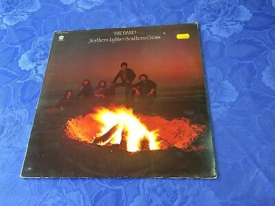 The Band (Vinyl Lp) Northern Lights-Southern Cross [Capitol France 1975 *rare*]