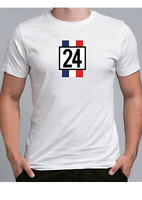 James Hunt 1974 hesketh Inspired t shirt no 24 308 F1 formula one Race driver