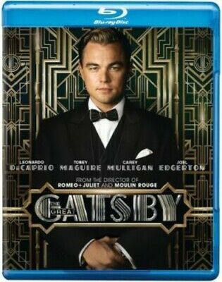 The Great Gatsby (Blu-ray+DVD+UltraViole Blu-ray