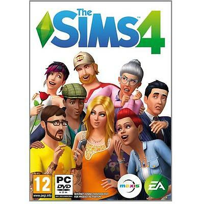 The Sims 4 PC Game Standard Edition BRAND NEW SEALED