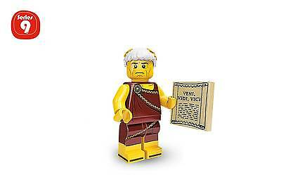 """LEGO MINIFIGURES SERIES 8 ~ THE /""""RED CHEERLEADER/"""" RETIRED 2012 SEALED PACK"""