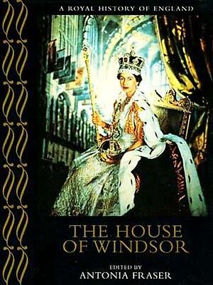 NEW Royal History England House of Windsor Princess Diana Queen Elizabeth George