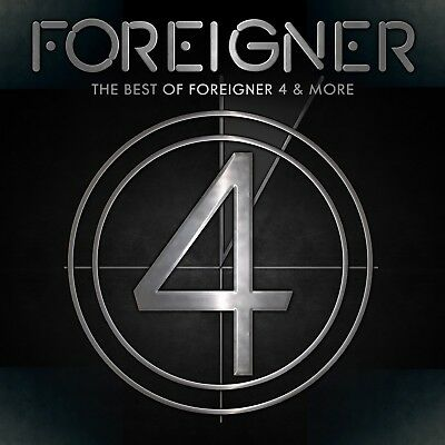 Foreigner - The Best Of 4 And More (Ltd.boxset Inkl.beanie)  Cd Neu