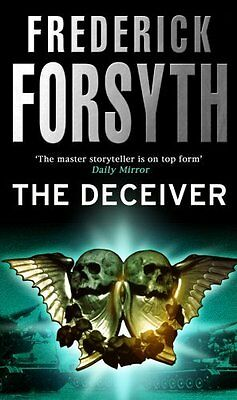 The Deceiver by Frederick Forsyth | Mass Market Paperback Book | 9780552138239 |