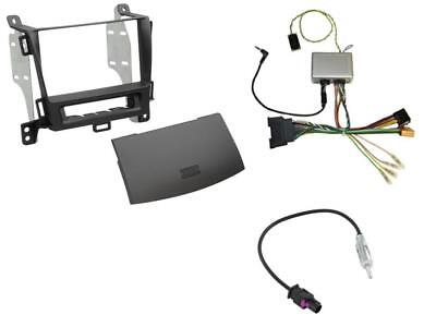 Connects2 CTKVX20 Vauxhall Zafira Tourer 2012 On Complete Double Din Stereo Kit