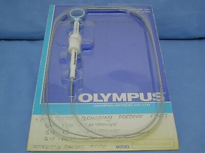 Olympus FG-14P Rat Tooth Grasping Forceps, reusable