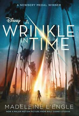 Wrinkle in Time. Movie Tie-In - Madeleine L'Engle - 9781250153272