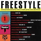 Various Artists : Freestyle Greatest Beats: The Complete Collection, Vol. 1 CD