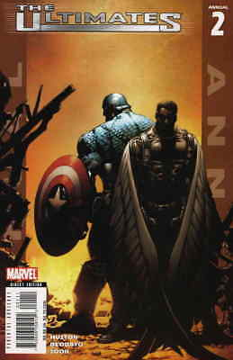 Ultimates 2 Annual #2 FN; Marvel   save on shipping - details inside