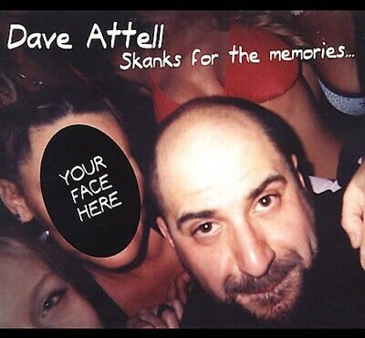 Attell, Dave : Skanks for the Memories CD