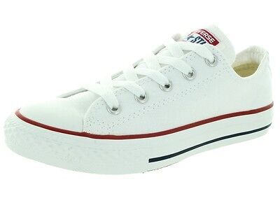 Youth Converse 3J256 Chuck Taylor All Star Low Sneakers New White N4