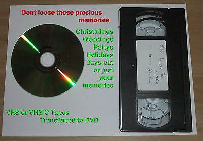 We Transfer Betamax Video Tapes  to DVD