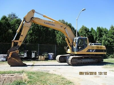 2010  Luigong 936 D  Excavator   Rental Available  REDUCED!
