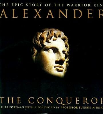 """HUGE """"Alexander The Conqueror"""" 250 Color Pix Near East Central Asia Indus Valley"""