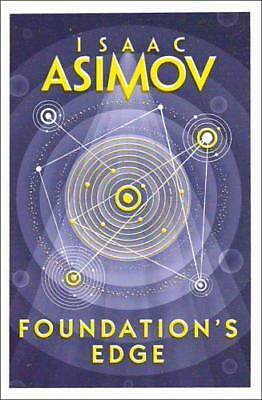 Foundation's Edge (Foundation 6) by Asimov, Isaac | Paperback Book | 97800081175