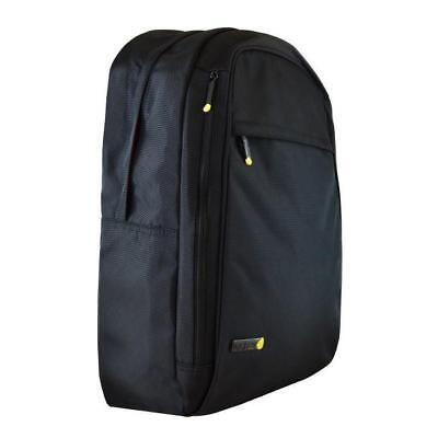 techair 17.3 Classic Laptop Backpack TANZ0713V3 - Black Foam protection