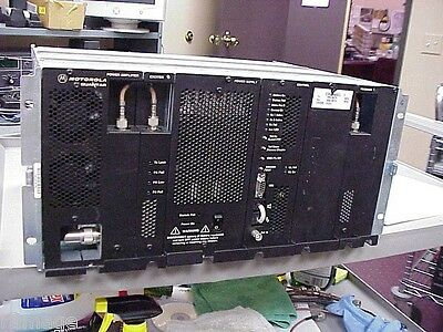 MOTOROLA QUANTAR REPEATER 800MHZ WITH CONTROL CARD/-100 WATT- Tested/Calibrated