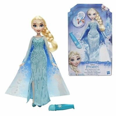 Elsa Doll | Disney Frozen | Hasbro B6700 | Magical Story Cape