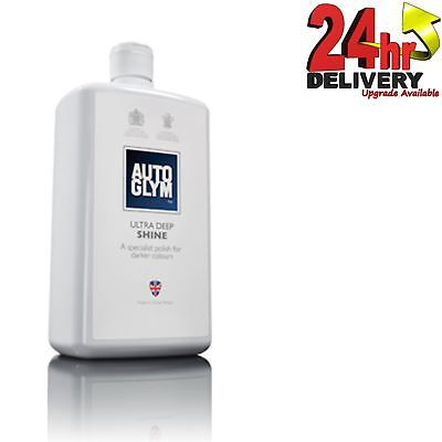 AutoGlym Ultra Deep Shine Polish 500ml Bottle Swirl/Scratch/Hologram Remover