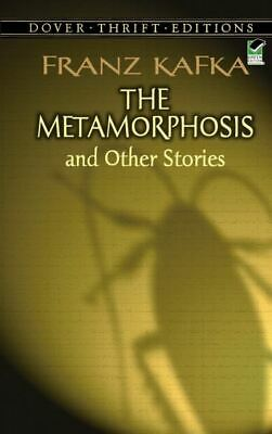 Dover thrift editions: The metamorphosis and other stories by Franz Kafka