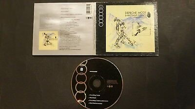 DEPECHE MODE THE Meaning Of Love Remix & Oberkorn Mix 4 Track CD