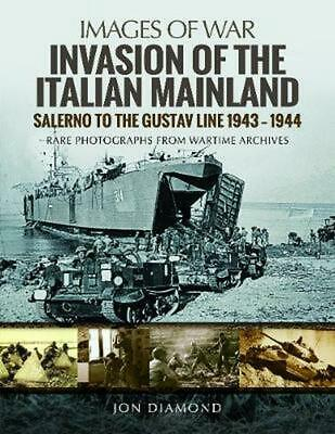 Salerno 1943: The Allies invade southern Italy (Campaign, Volume 257)